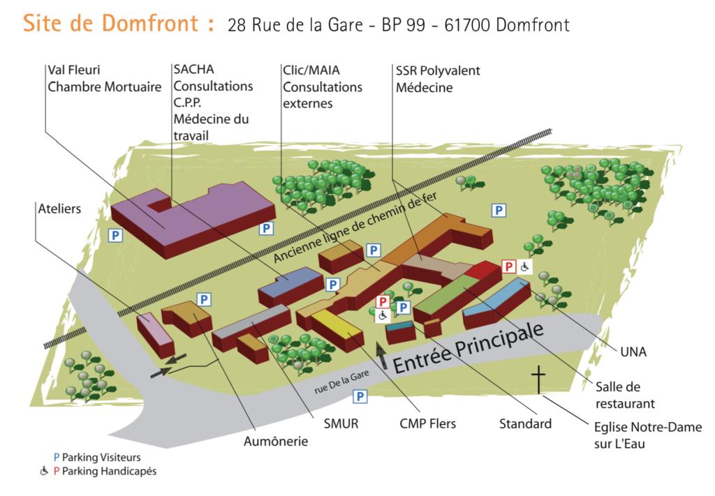 Site de Domfront