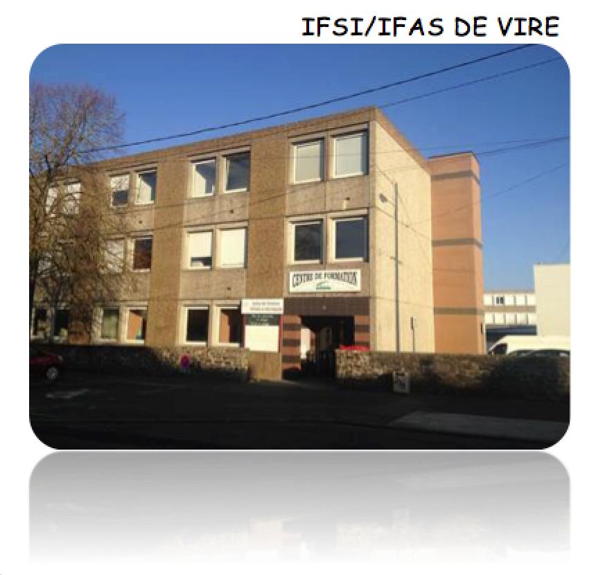 IFSI IFAS de Vire